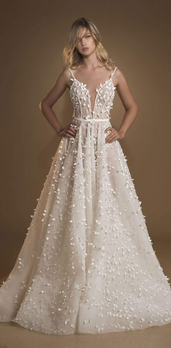 The Most Incredibly Beautiful Wedding Dresses 89