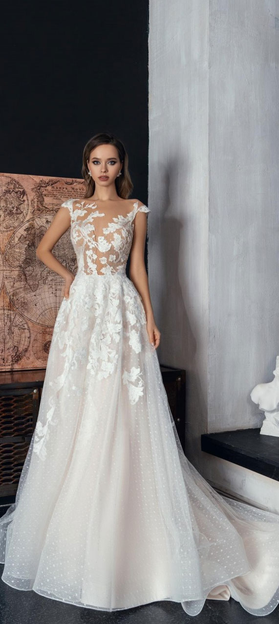 The Most Incredibly Beautiful Wedding Dresses 90