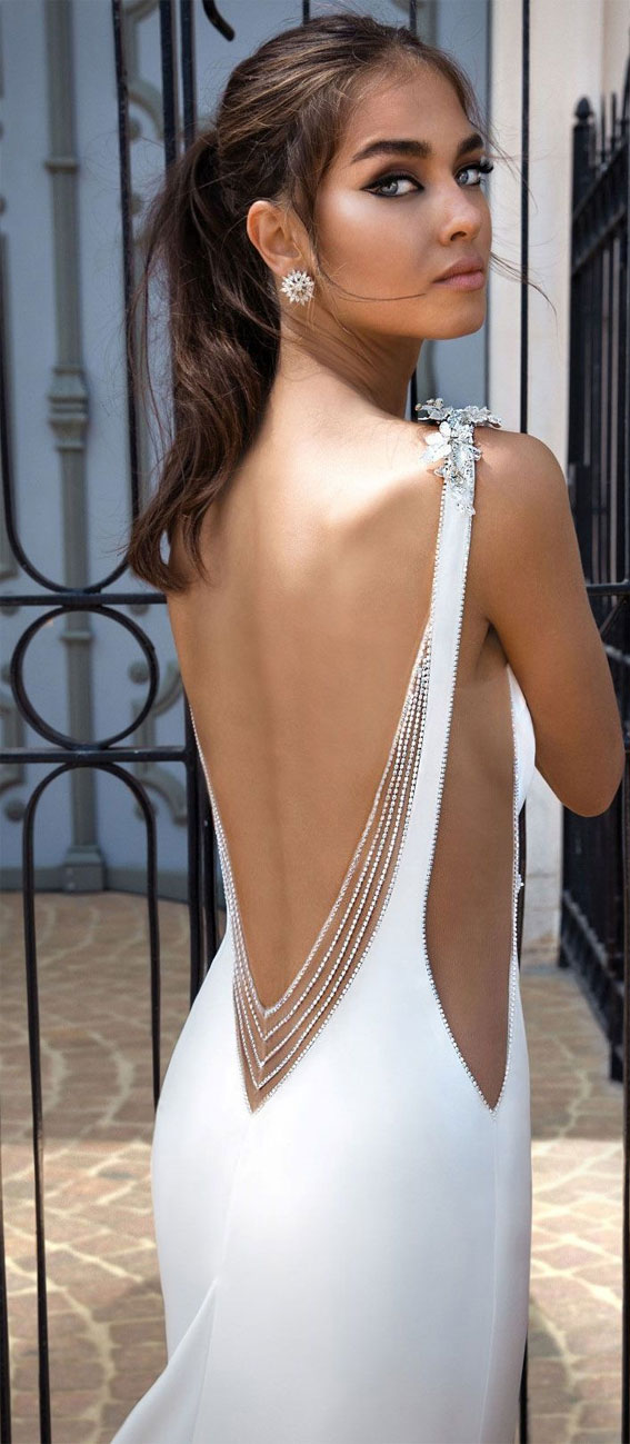 Trendy & Hot Sexy Wedding Dresses