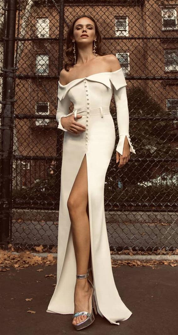 Trendy & Hot Sexy Wedding Dresses