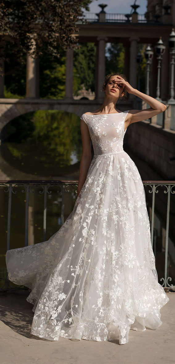 The Most Incredibly Beautiful Wedding Dresses 82