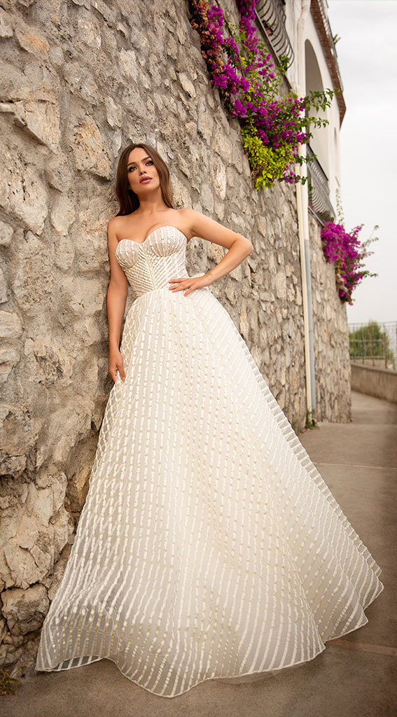 The Most Incredibly Beautiful Wedding Dresses 84