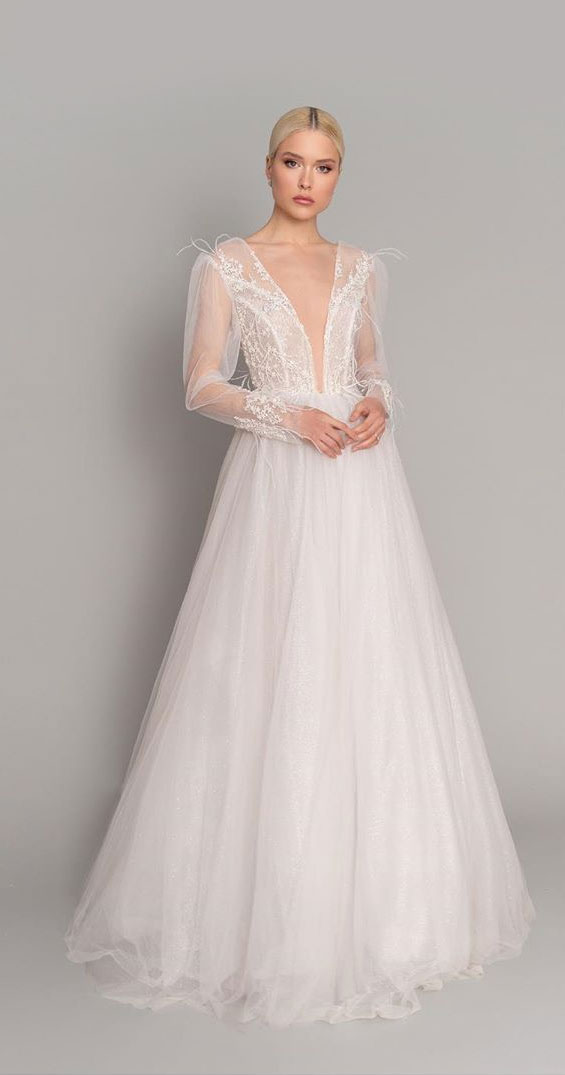 The Most Incredibly Beautiful Wedding Dresses 85