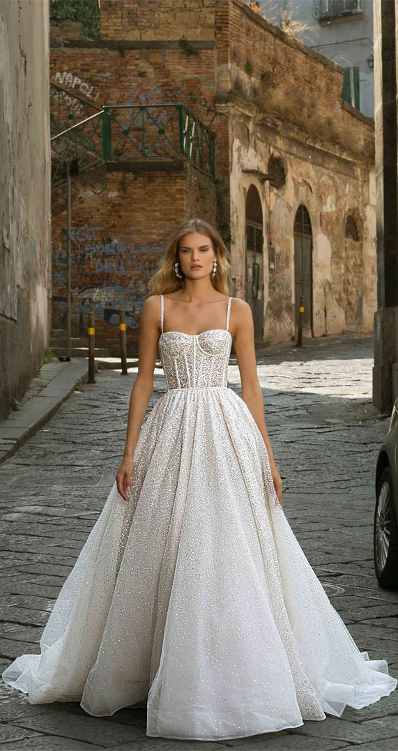 The Most Incredibly Beautiful Wedding Dresses 86
