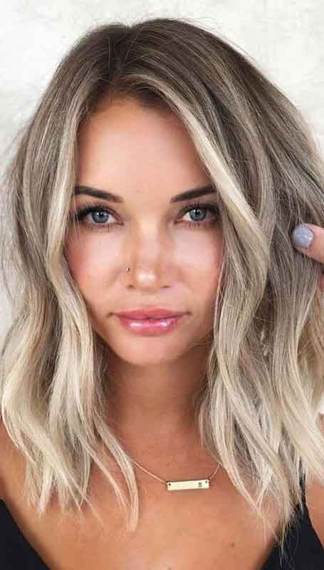 Best lob hairstyles and haircuts to try in 2020 – 17