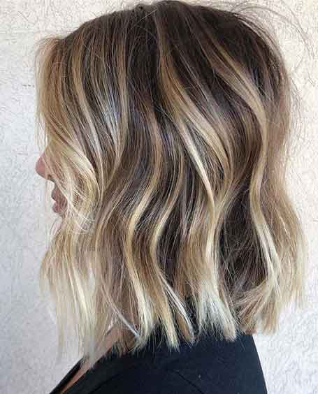 Best lob hairstyles and haircuts to try in 2020 – 19