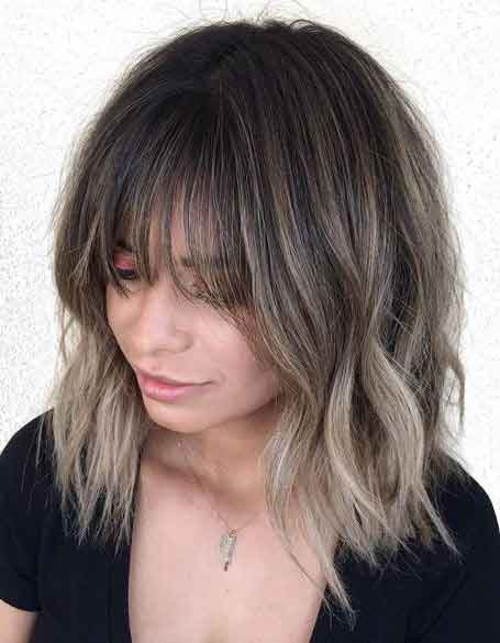 Best lob hairstyles and haircuts to try in 2020 – 16