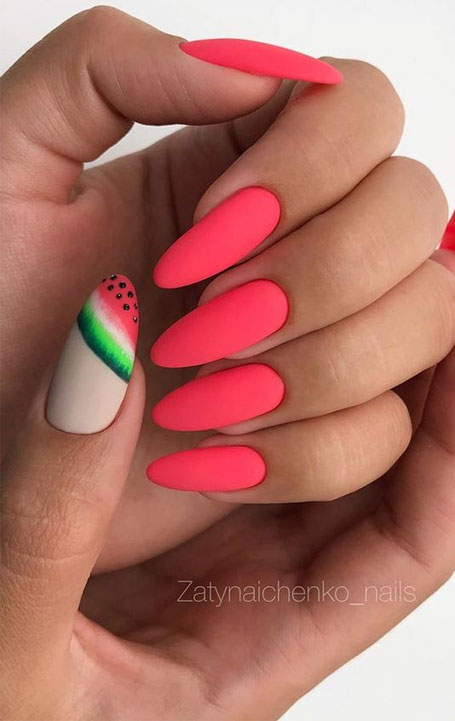 Cute summer nail designs for 2020