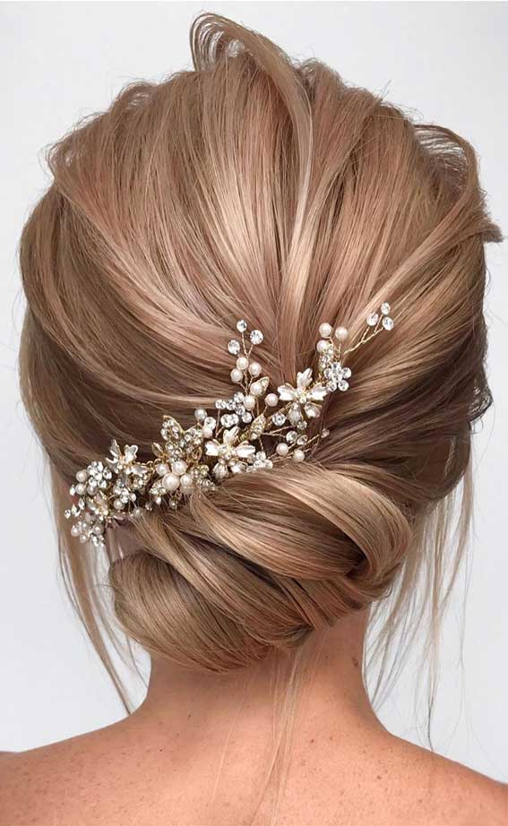 Incredibly gorgeous wedding hair ideas